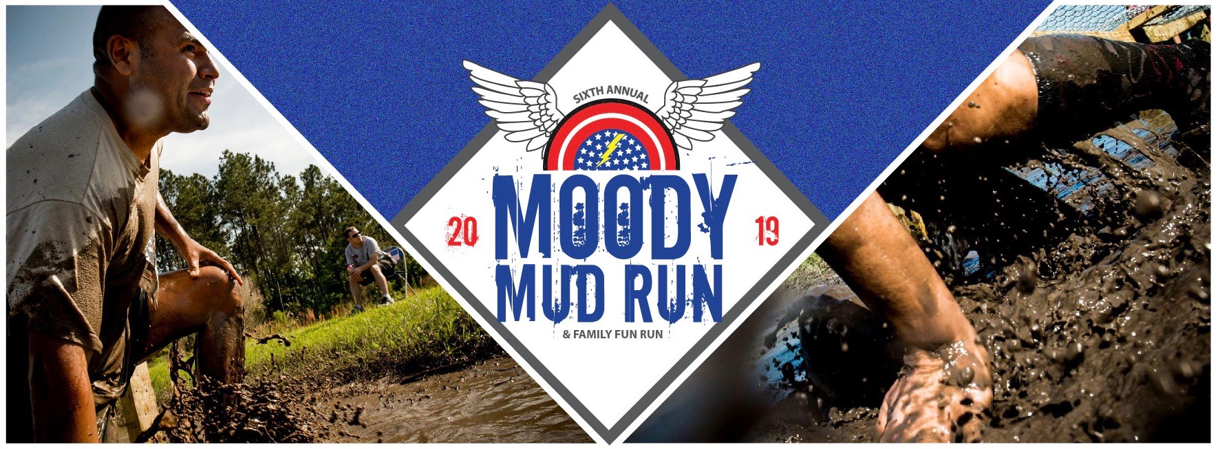 Moody Mud Run Banner 2
