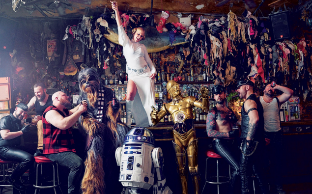 Star Wars Bar Crawl