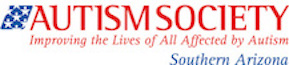 Autism Society of Southern Arizona logo