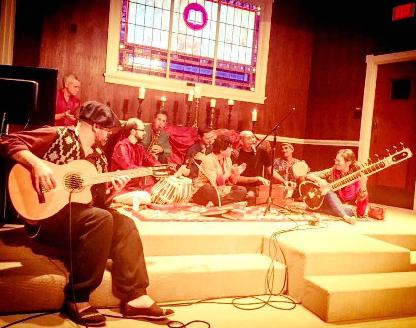 Sangeet Millennium Ensemble & Friends