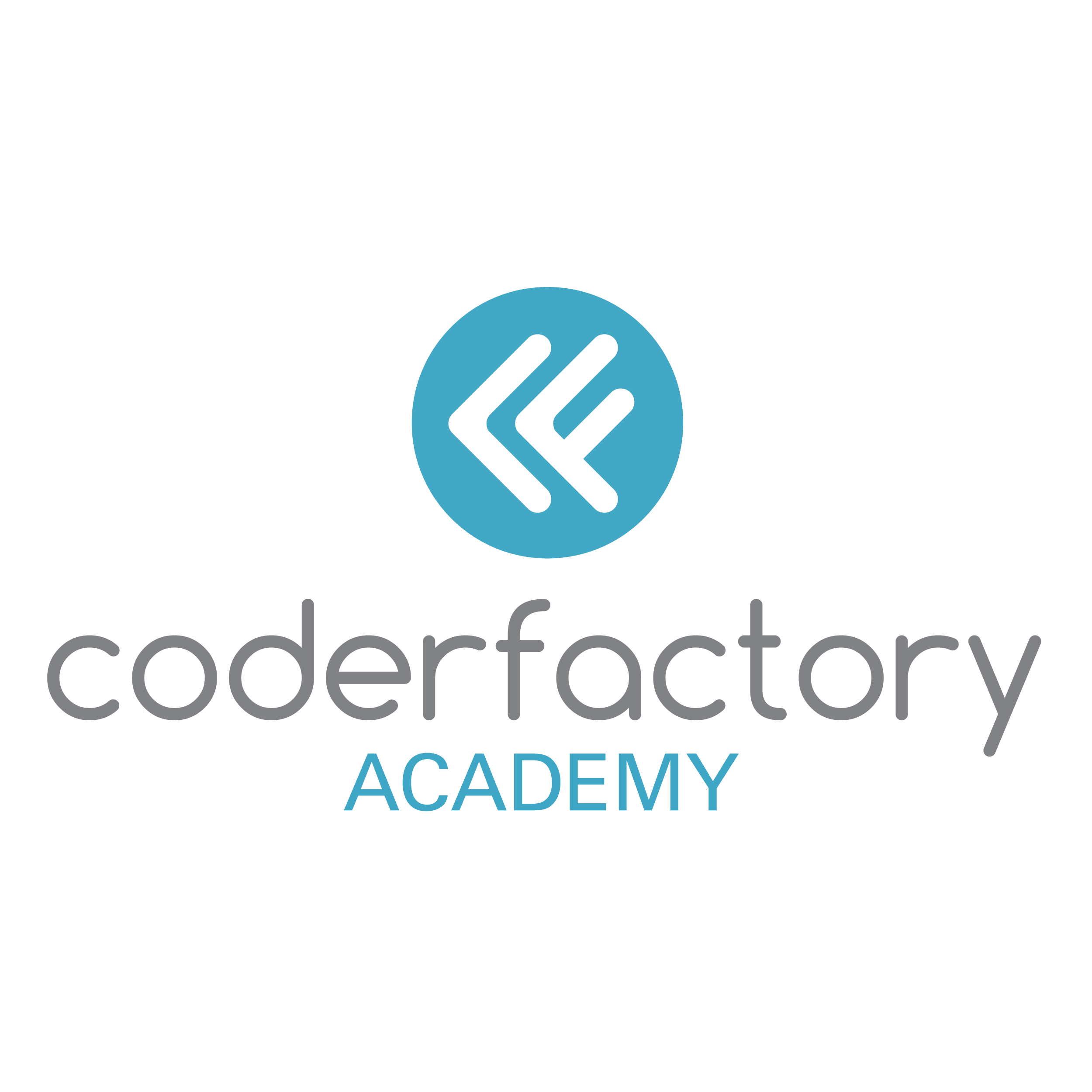 Coderfactory Academy logo