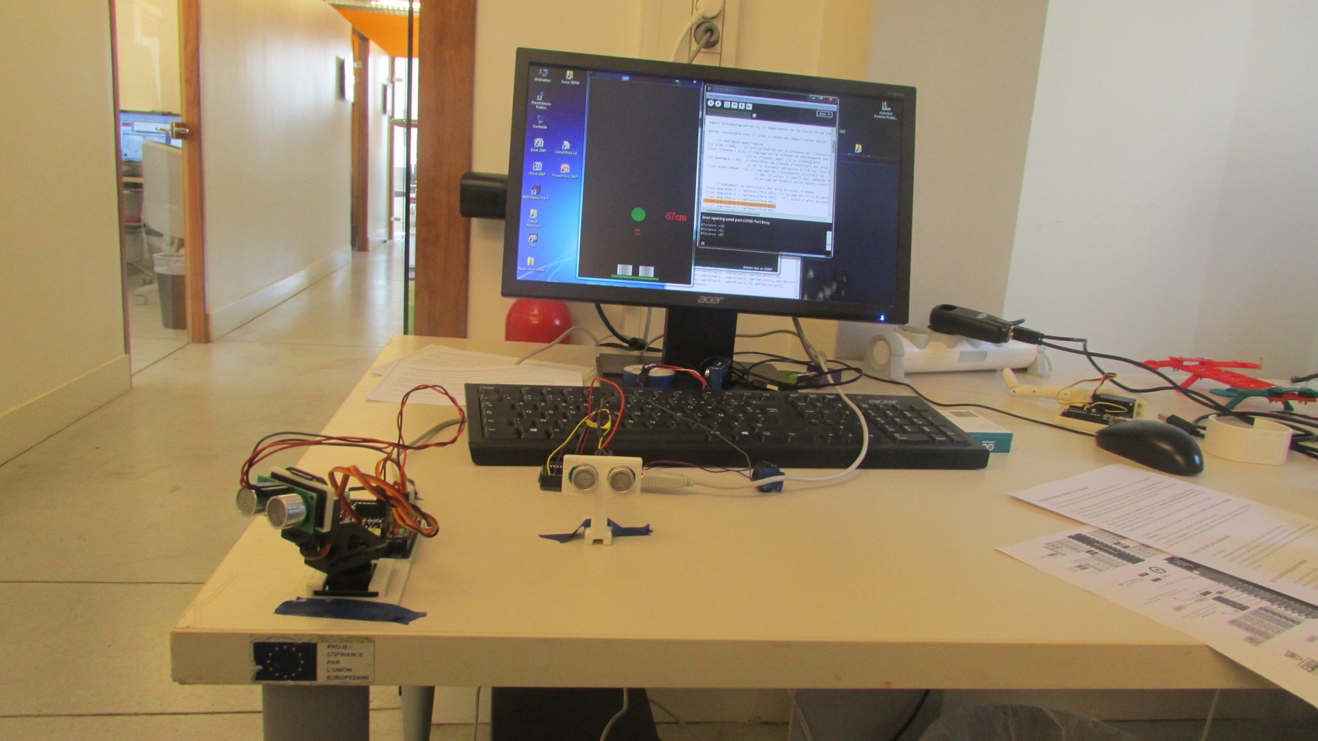 arduino workshop washington DC