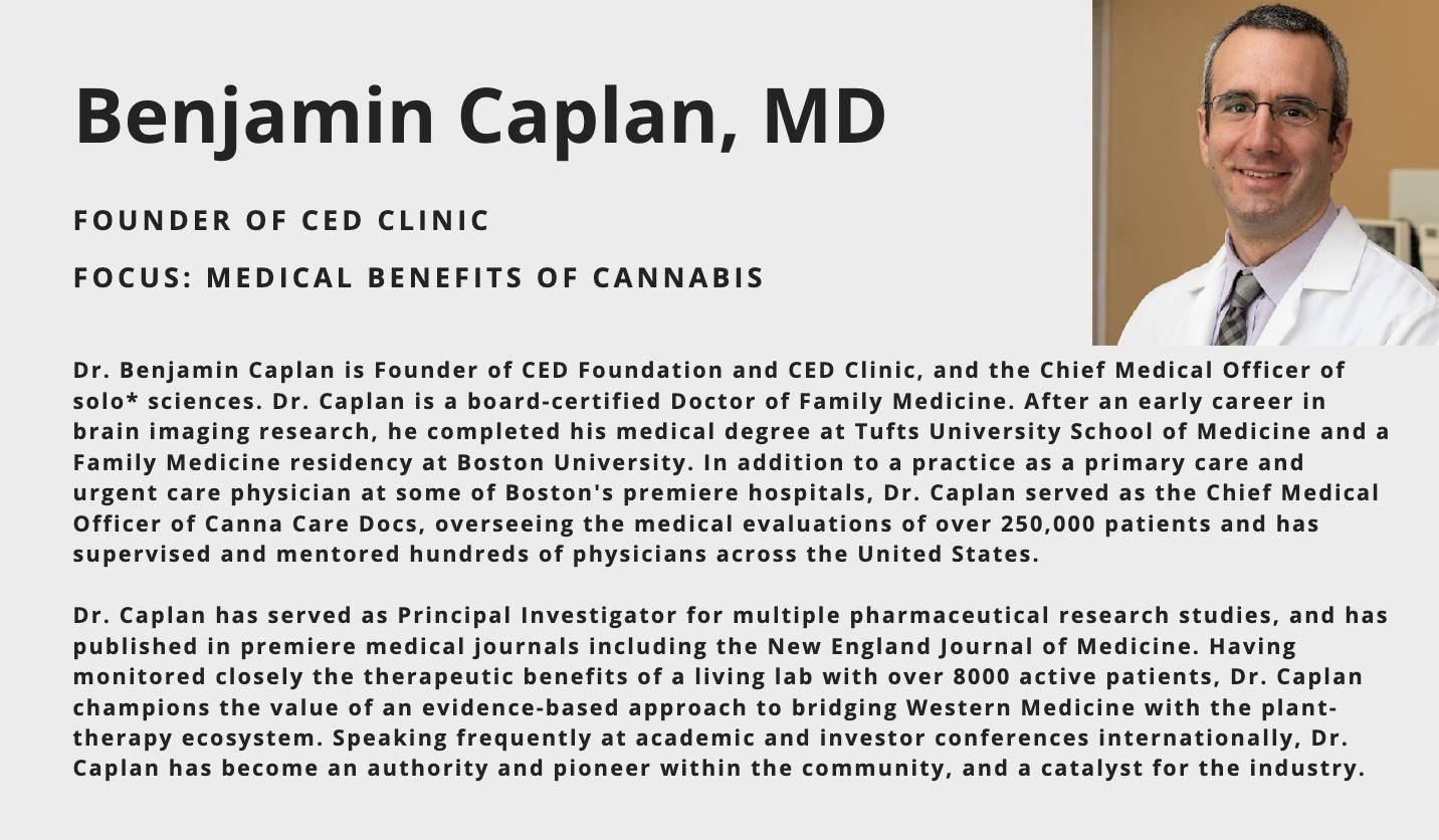 Dr. Ben Caplan