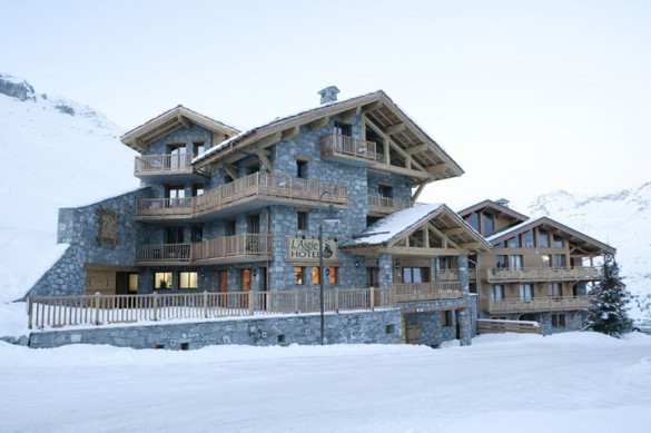 Aigle Ski Lodge