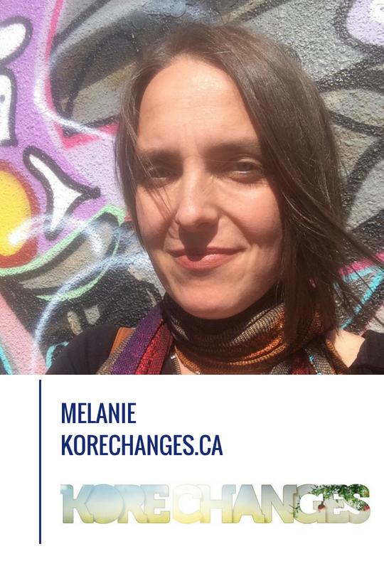 Melanie, Kore Changes