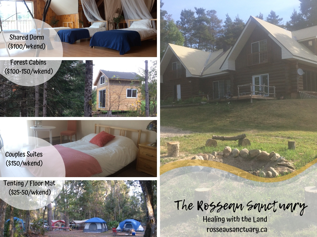 Rosseau Sanctuary Accommodations