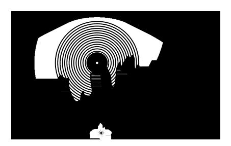 Black Hills Vinyl logo