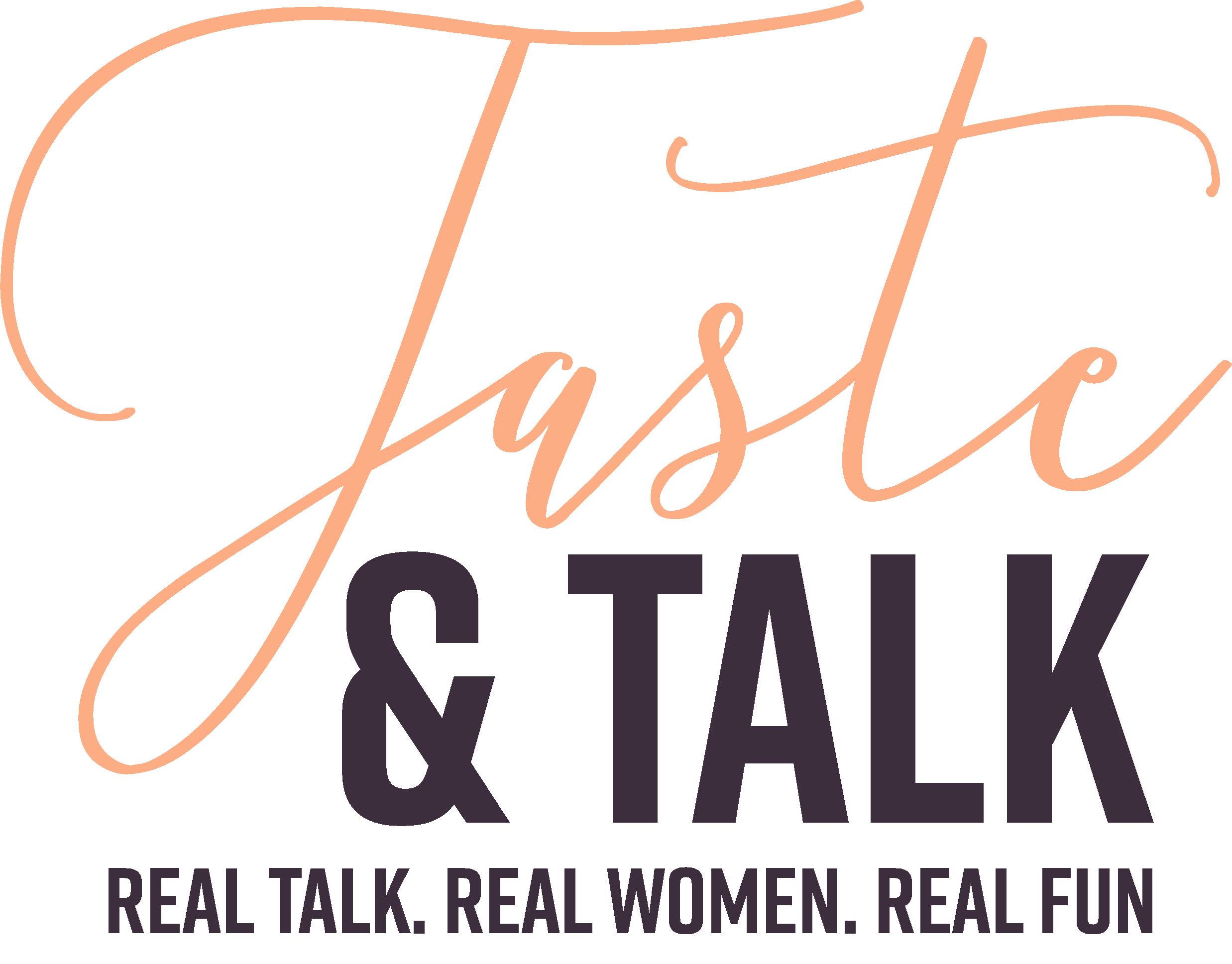 taste & talk logo