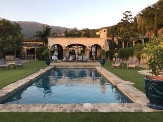 Intimate Couples Retreat in Montecito