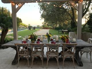 Intimate Retreat in Montecito