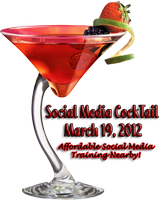 Social Media Cocktail Training Series - Philadelphia, PA