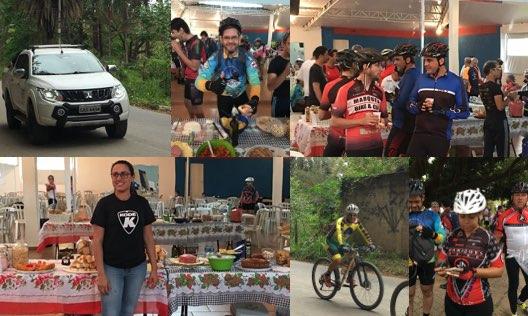 Café com Pedal em Jacareí