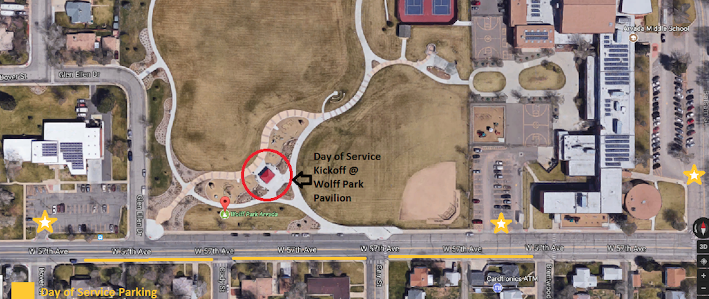 Wolff Park Map