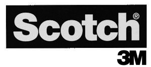 Scotch 3M logo
