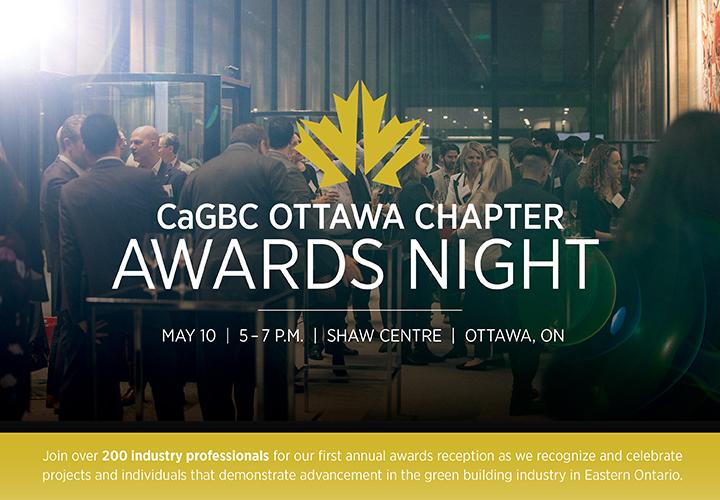 CaGBC Award