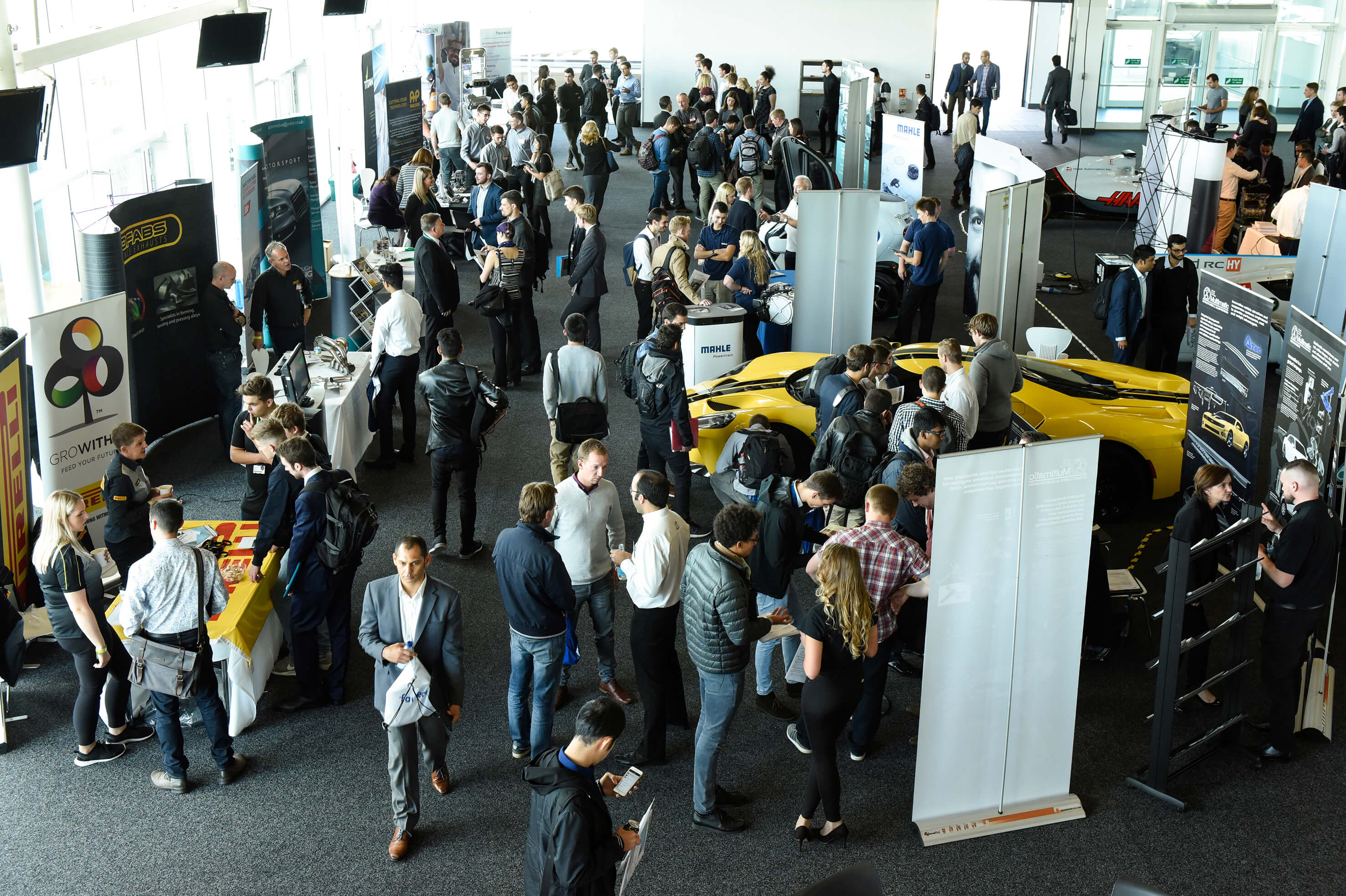 Jaguar And Land Rover Manpower Event Agentur Eventery