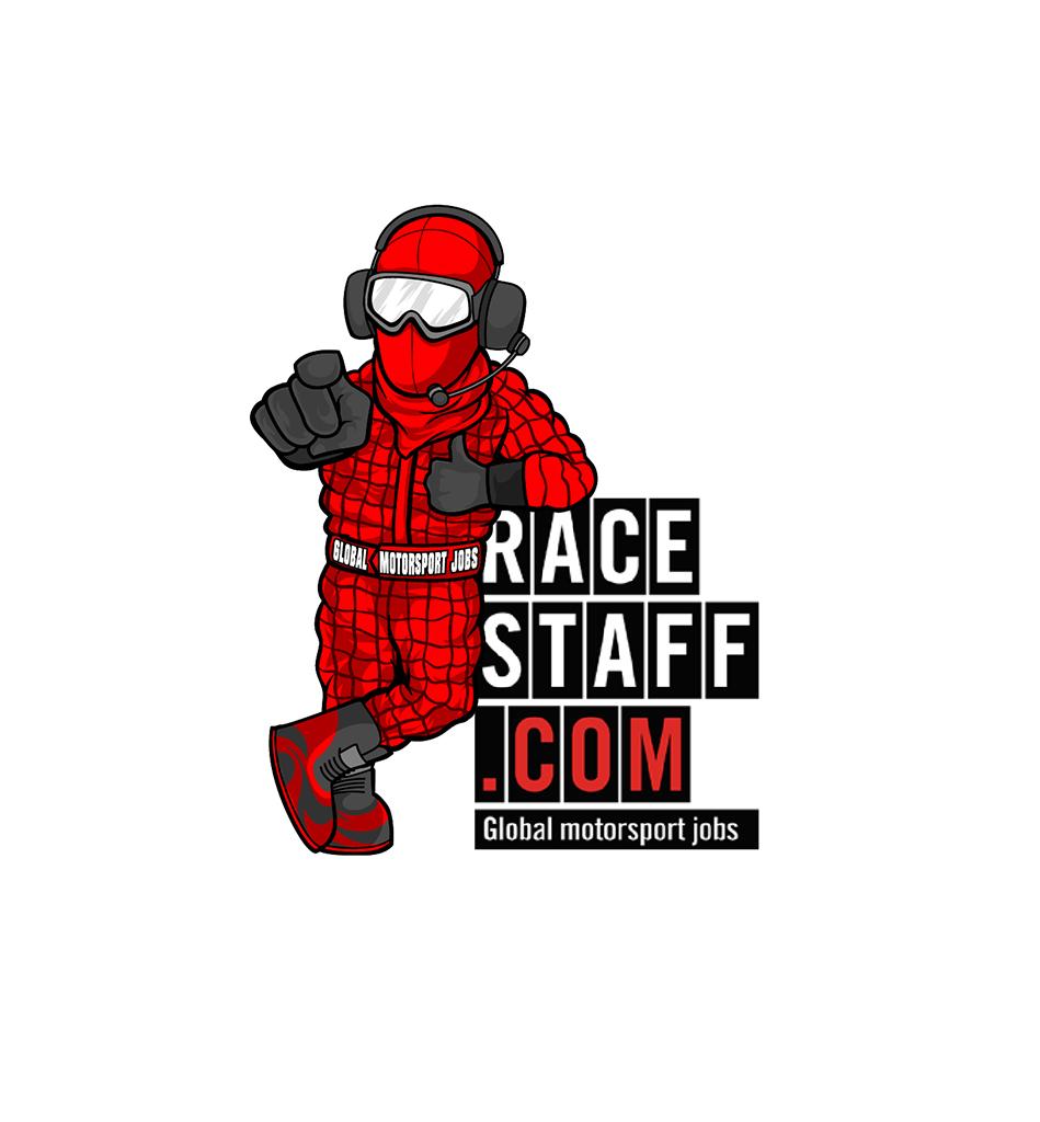 RaceStaff logo