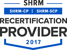 SHRM Recertification Provider 2017