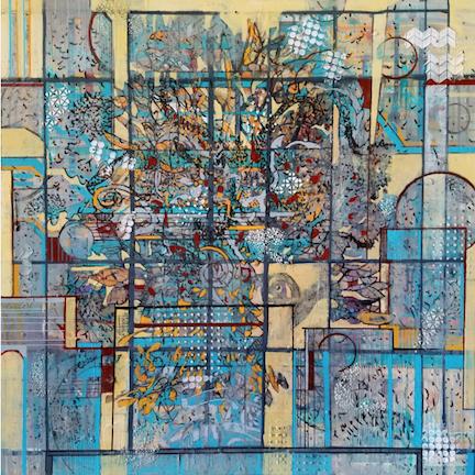 Delna Dastur Art on the Vine