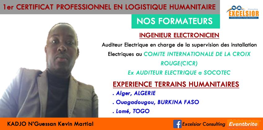 Formateur Electricité