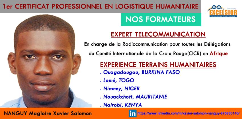 Formateur Radiocommunication