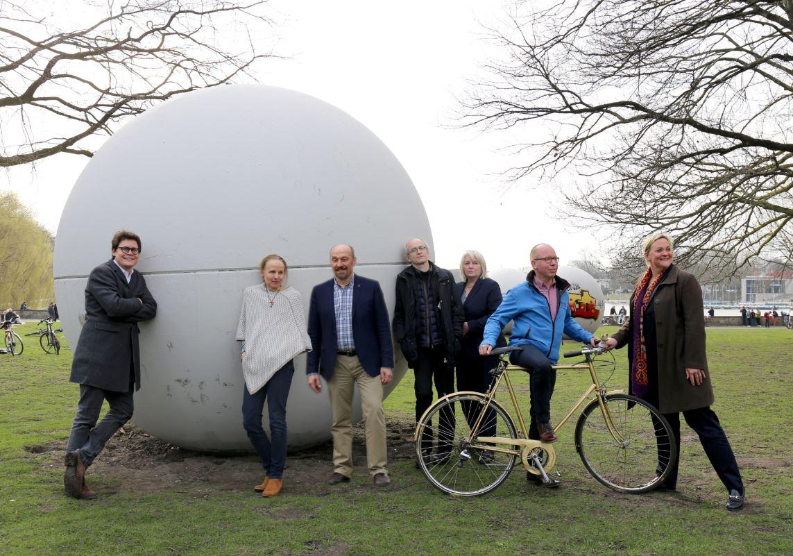 Lokale Komitee Münster 2017