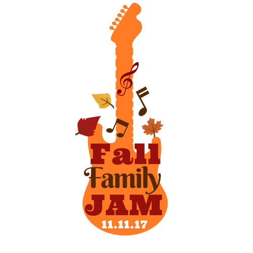 Fall Family Jam Logo