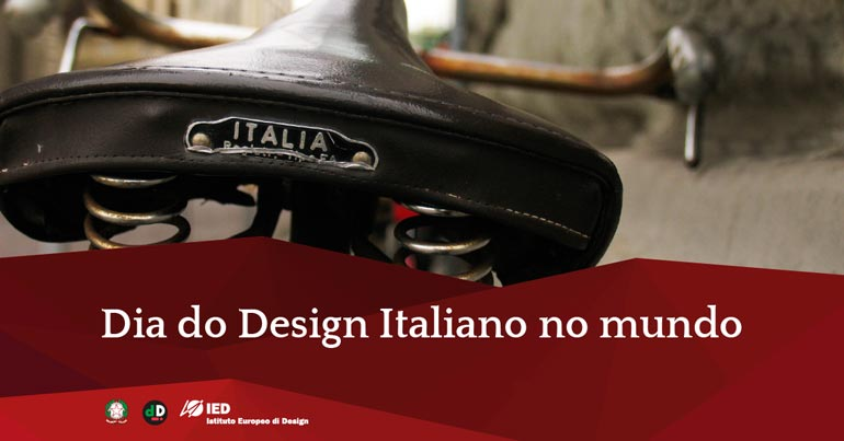 Dia do Design Italiano no Mundo 2018