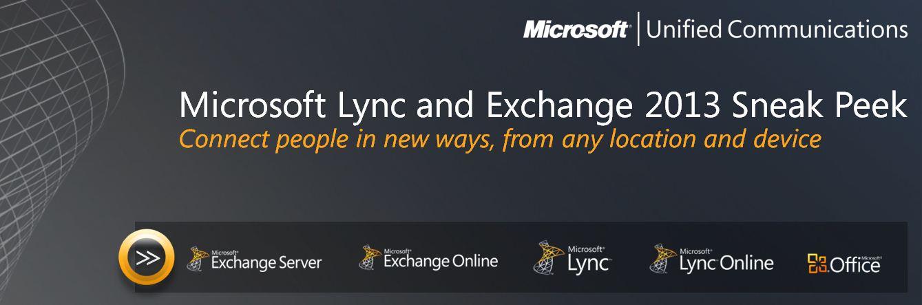 Lync Header