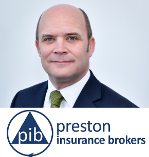 Noel Preston, Preston Insurance Brokers