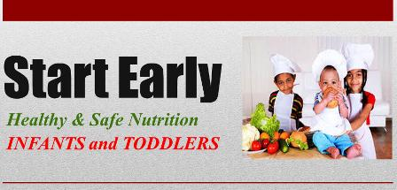 nutrition of infants and toddlers Providing a safe and healthy environment for very young children is extremely  important this course will specifically address how health, safety, and nutrition.