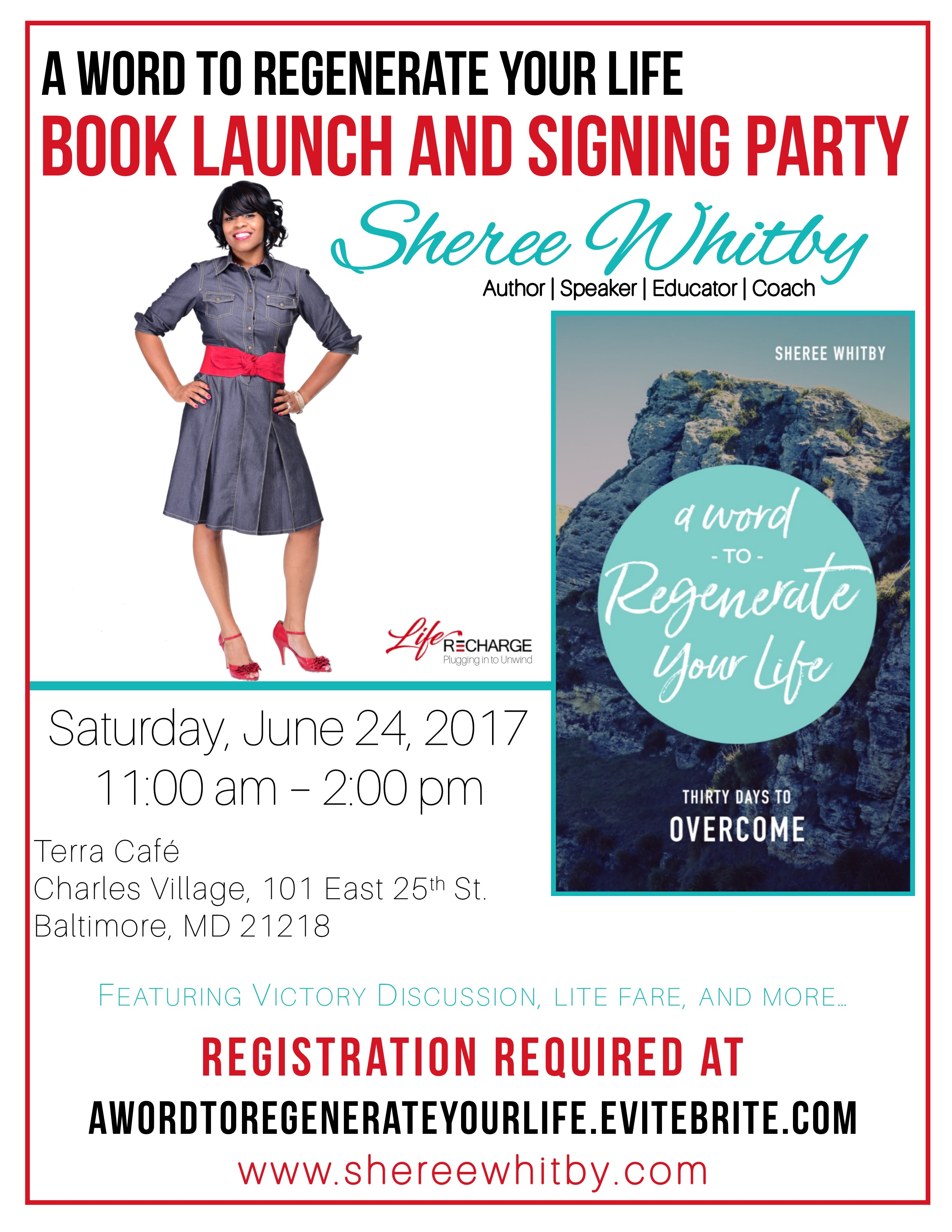 Book Launch & Signing Party