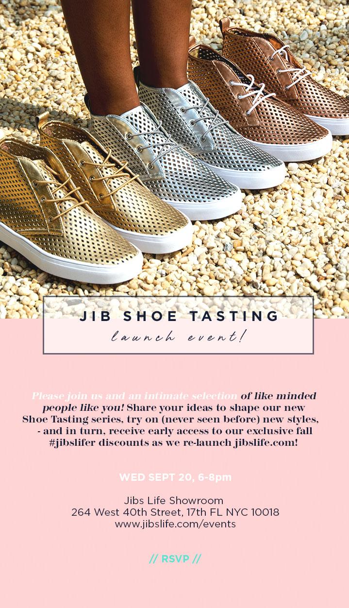 Jibs_Life_Shoe_tasting_fashion_event