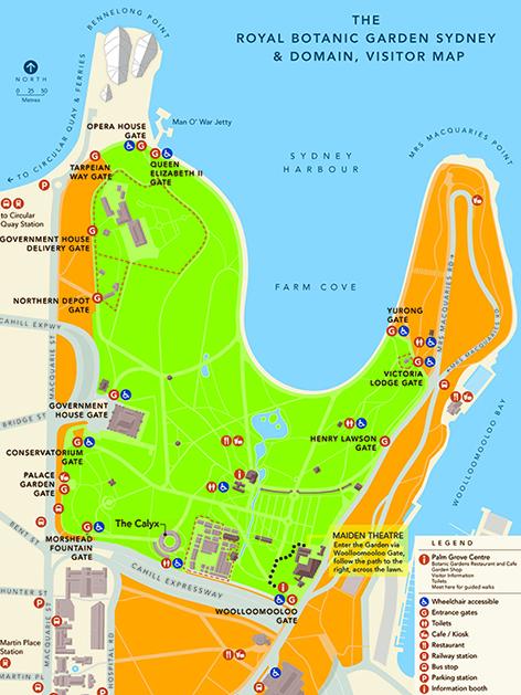 Maiden Theatre Map