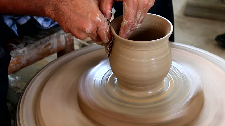 an analysis of the steps in making a pot in pottery The most widely held theory is that the technique for making celadon was  the creation of a celadon pot or vase  many steps in making a celadon.