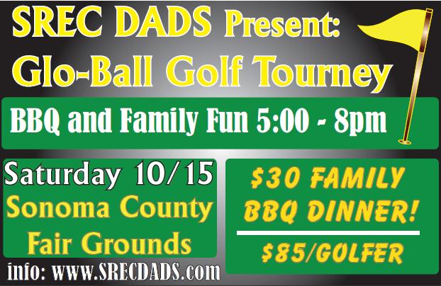 SREC Dads 2011 GlowBall Golf Tournament