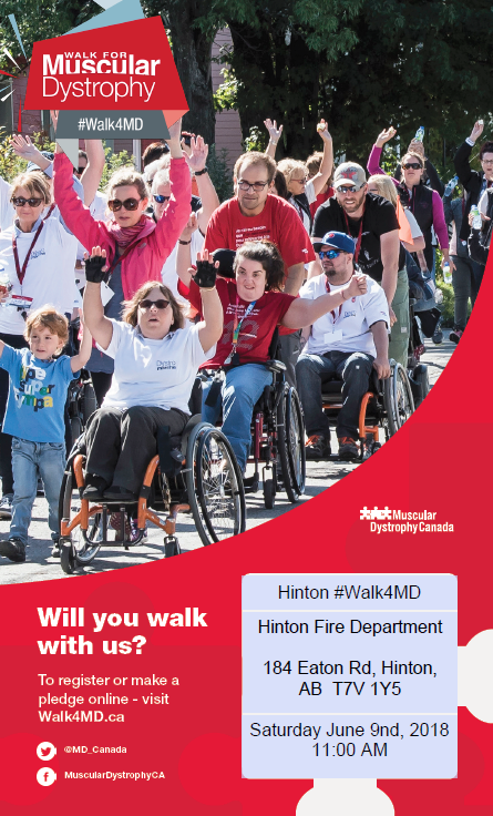 Hinton Walk for Muscular Dystrophy