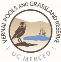 Merced Vernal Pools and Grassland Reserve Logo