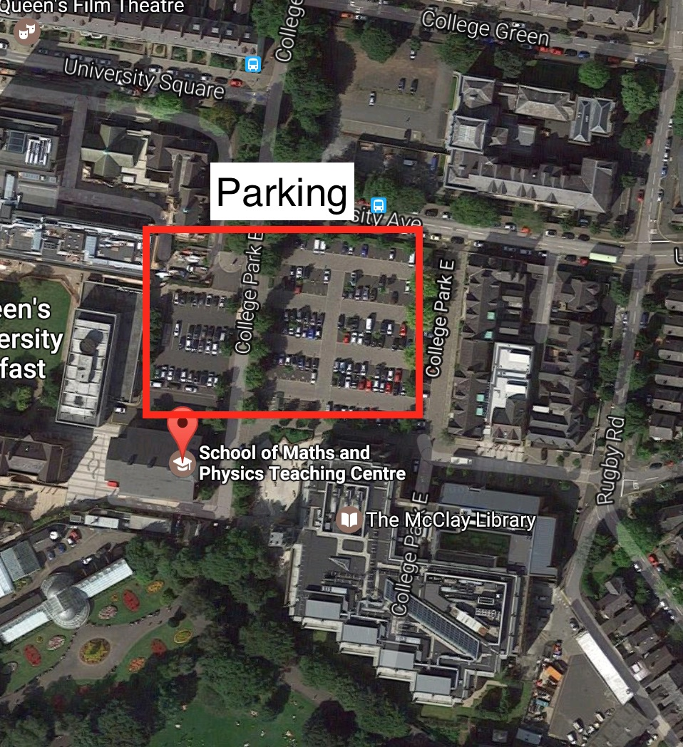 Car park location