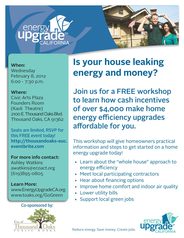 energy upgrade thousand oaks