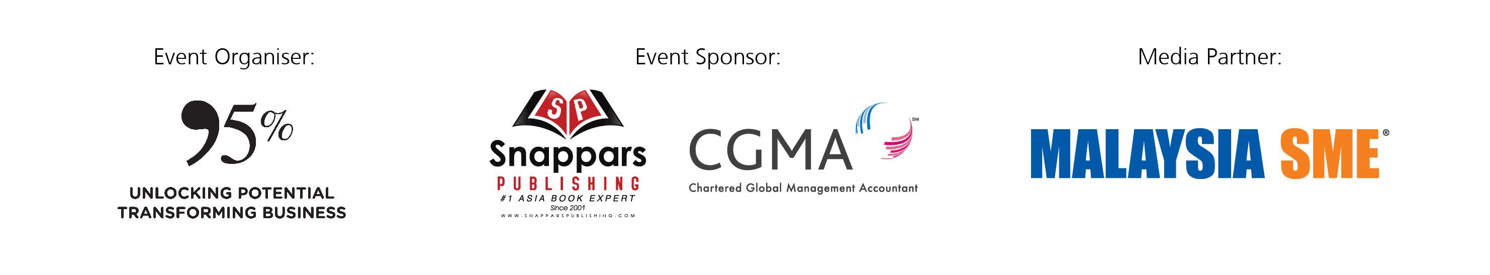 Event organisers logos