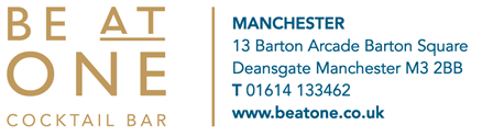 Be At One Ltd - Manchester