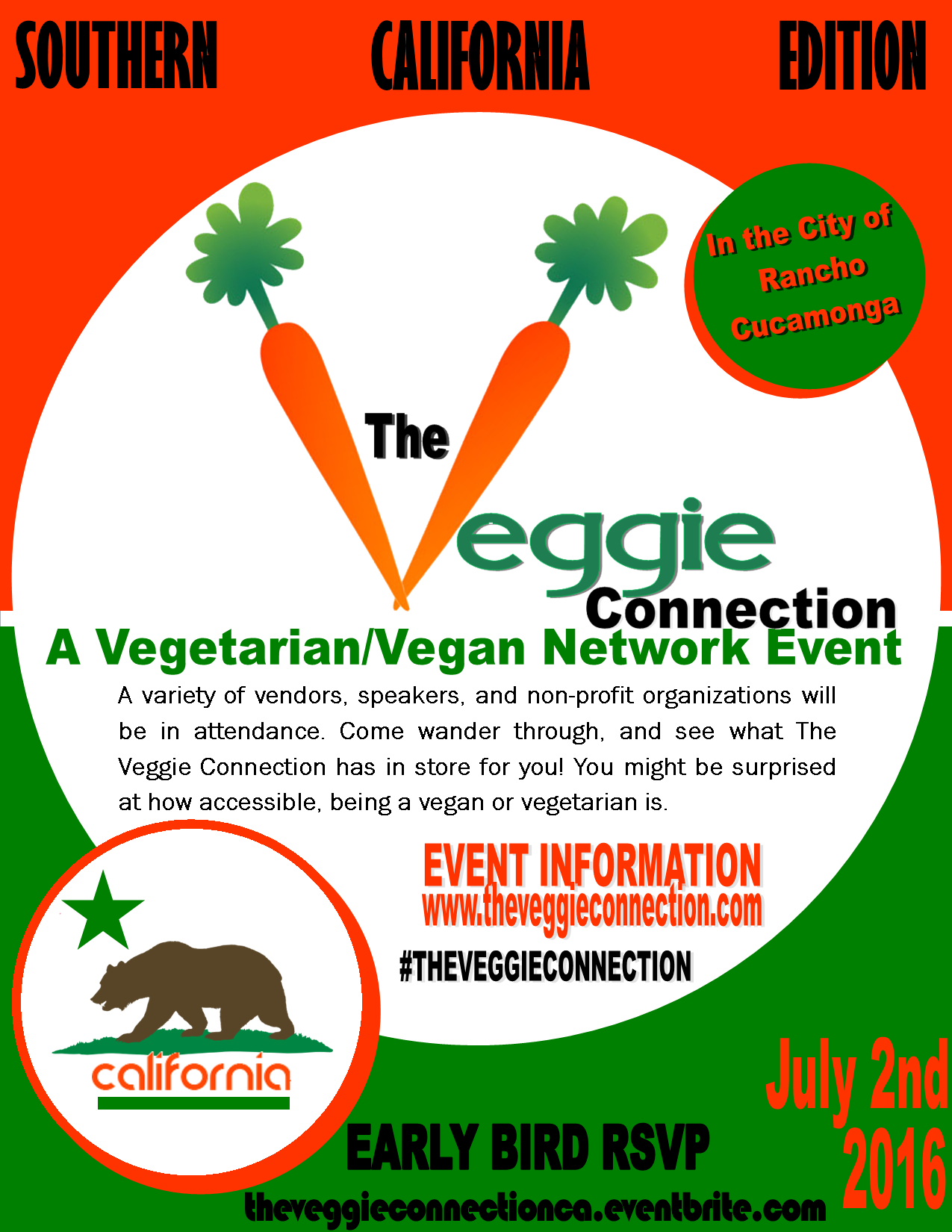 www.theveggieconnectionca.eventbrite.com