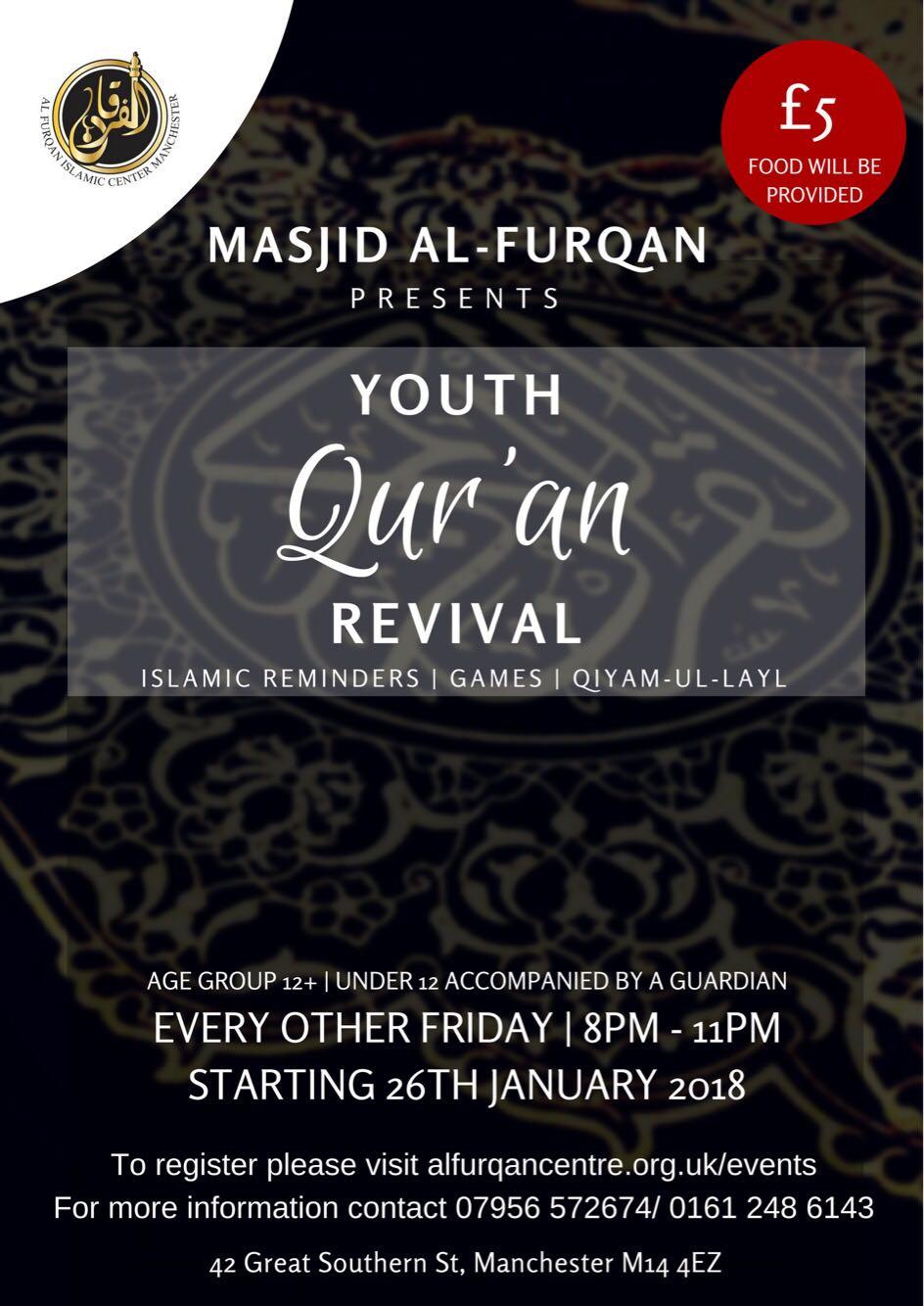 Youth Quran Revival
