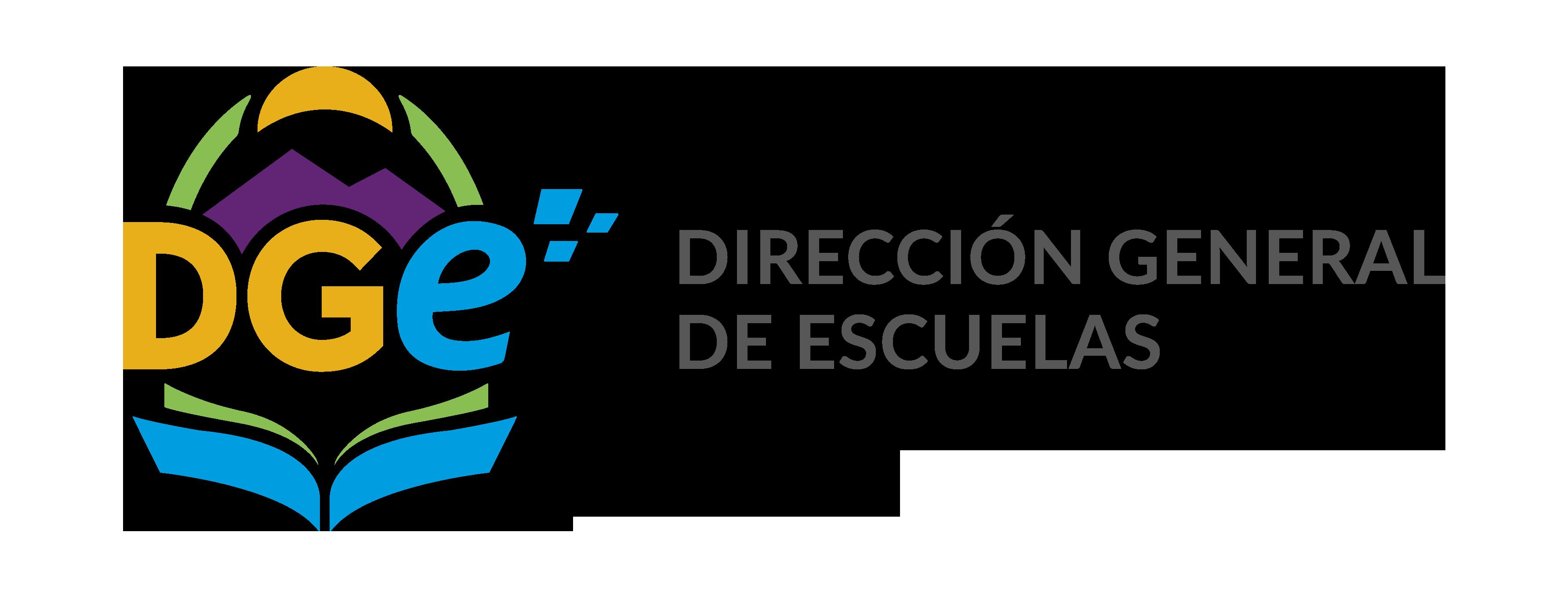 Logo Dirección General de Escuelas