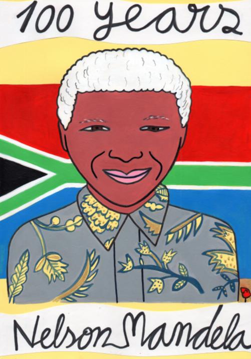 Nelson Mandela 100 years celebration concert festival