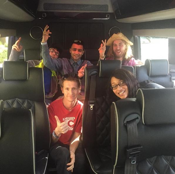 Cannabus Tour Las Vegas