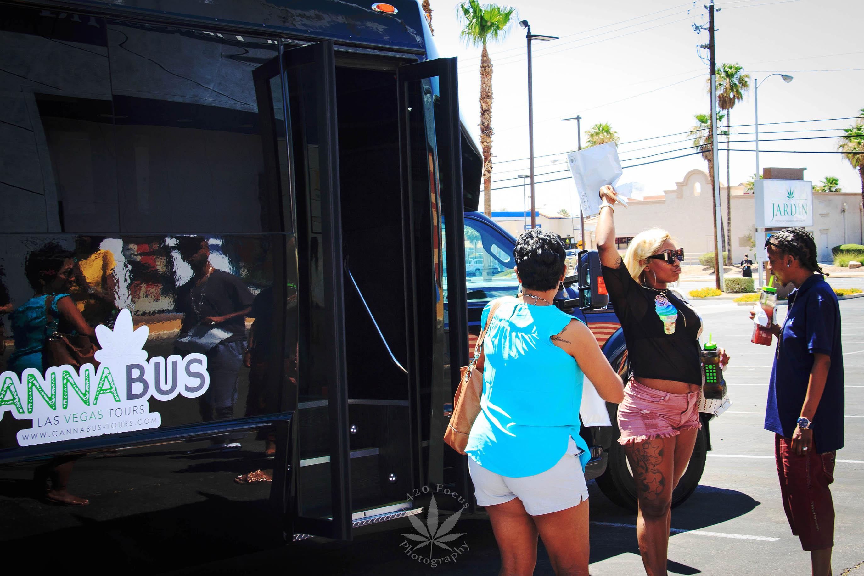 Cannabus Tours Las Vegas