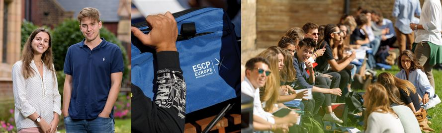 ESCP Europe Students - London Campus