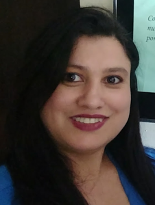 Foto de perfil da palestrante Fernanda
